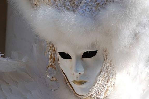 Дизайн карнавальных масок