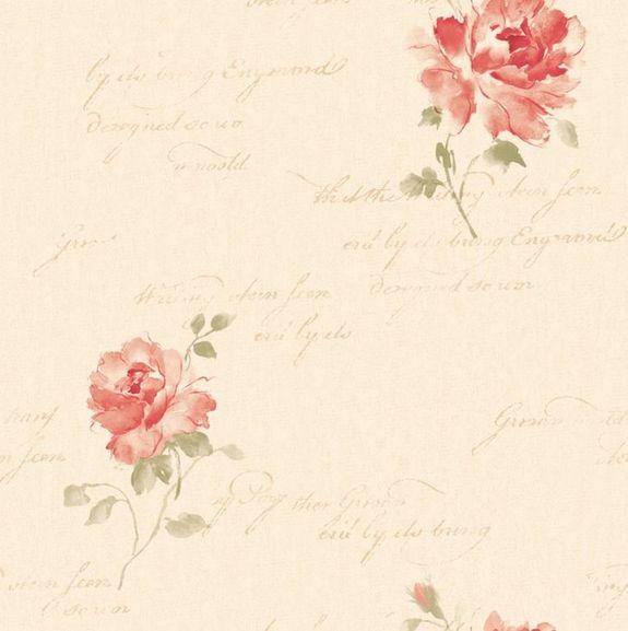 Флизелиновые обои с розами transcend 2